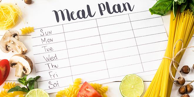 psmf meal plan