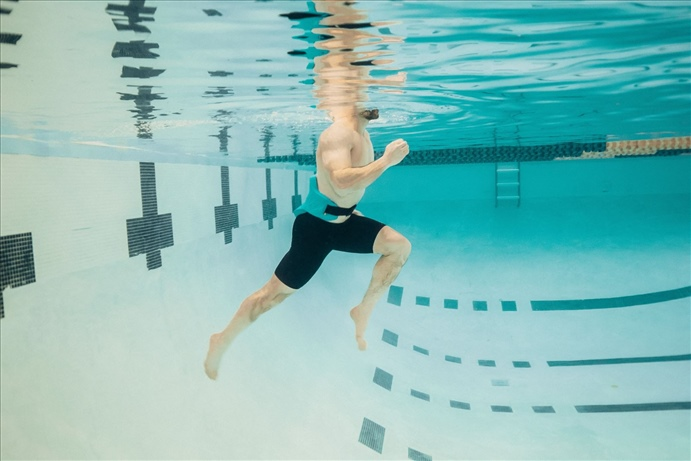 Improve Your Blood Sugar Levels With These Water Exercises