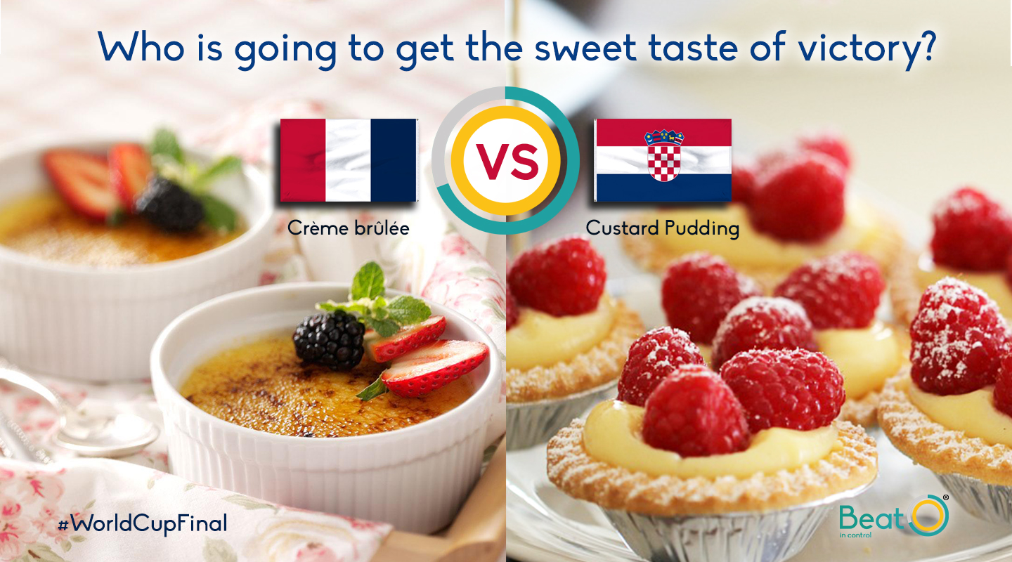 WorldCupFinal- Which side/dish are you on?