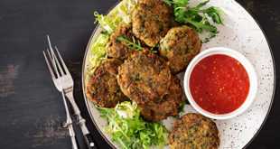 Spinach Cutlet
