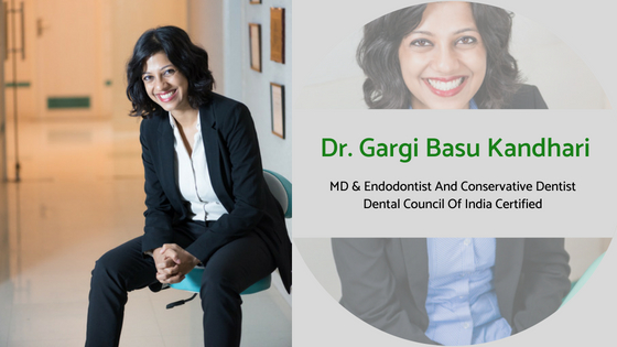 Hear straight from Dr. Gargi about dental hygiene for diabetics