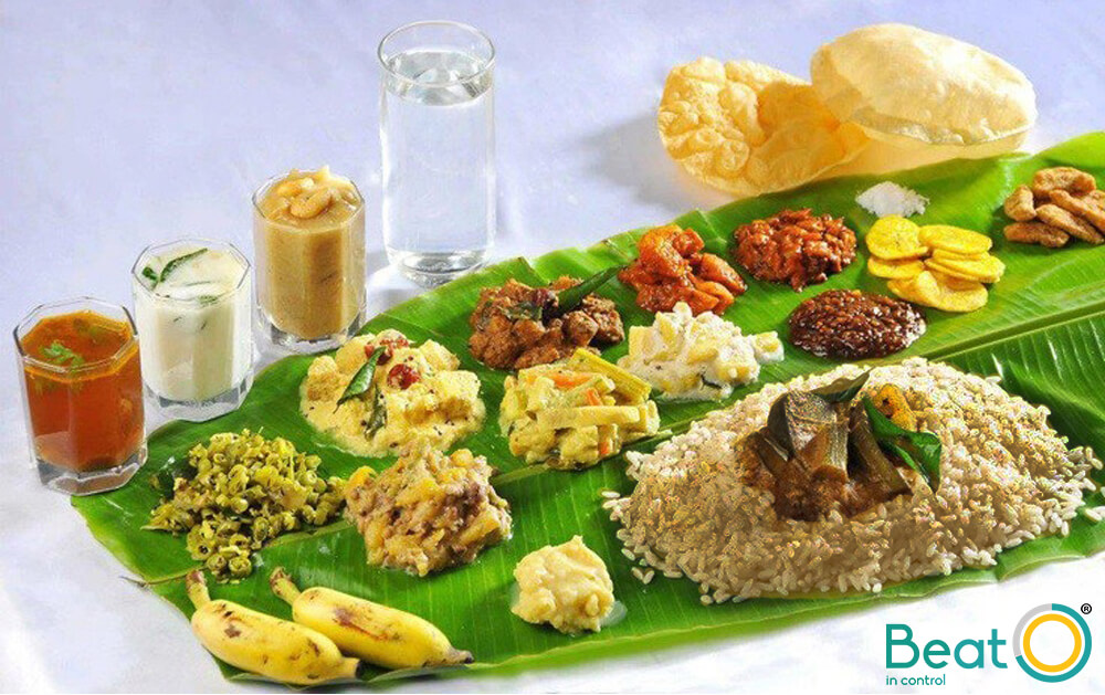 Onam Sadhya : The ideal meal for diabetics