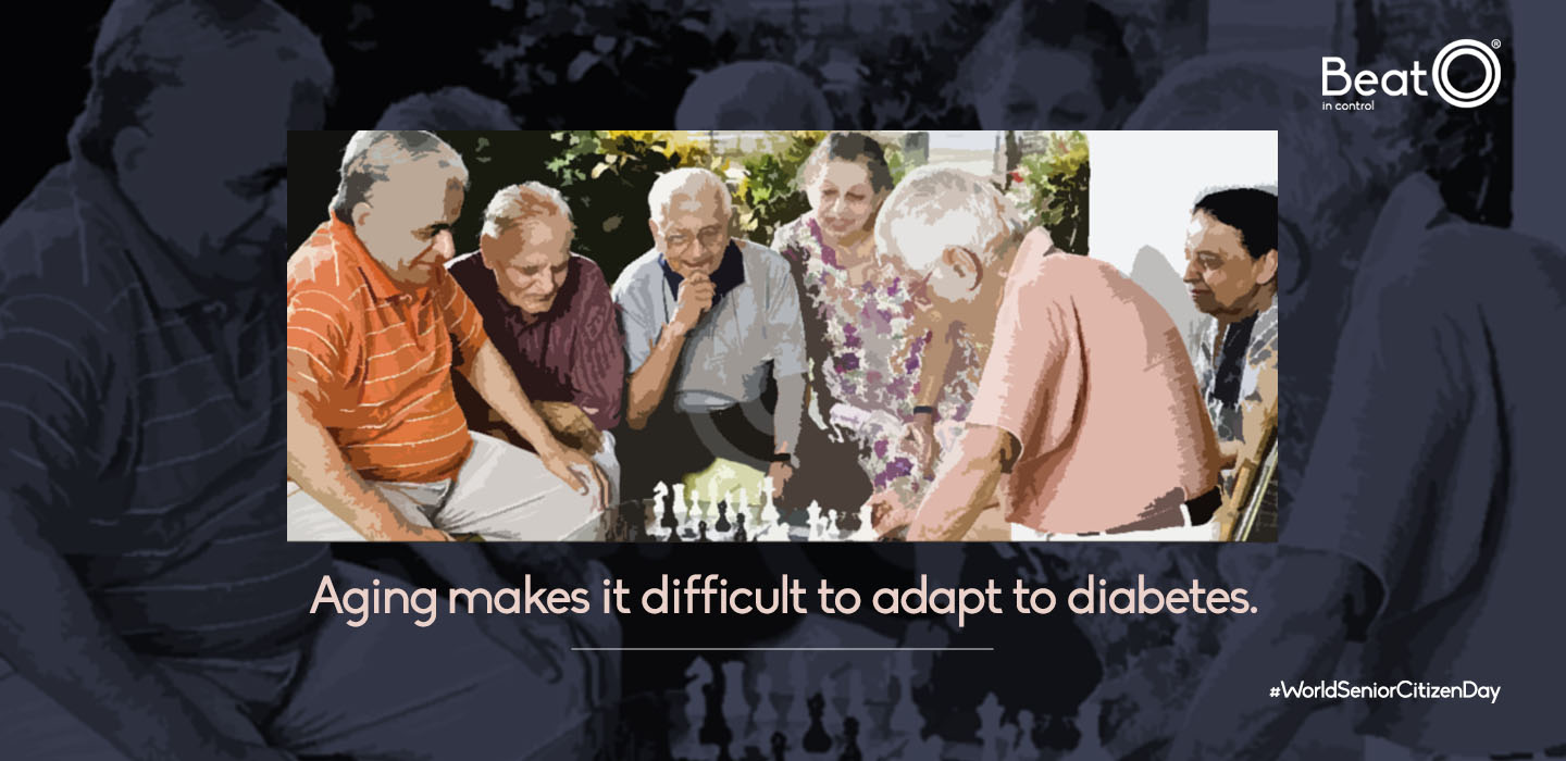 Diabetes In Older People