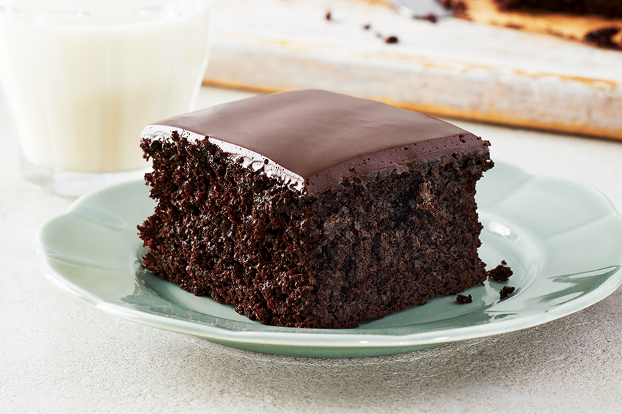 Diabetic Chocolate Cake with Frosting