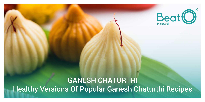 Healthier Delicacies this Ganpati