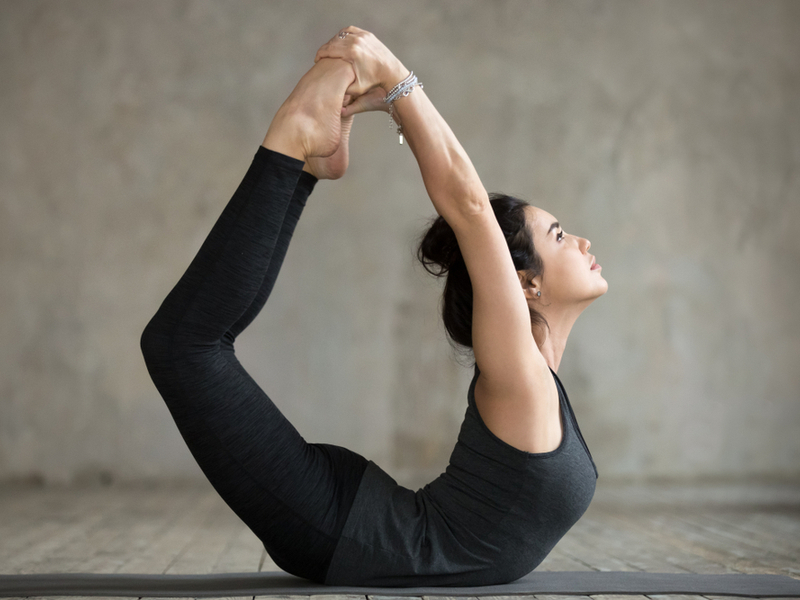 Dhanurasana - Decoding Yoga and Diabetes