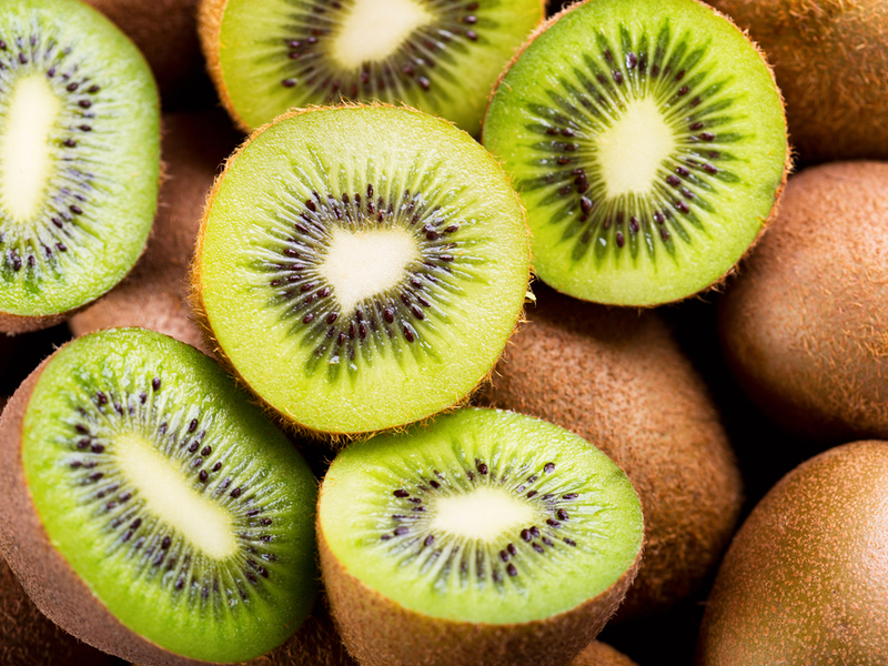 Kiwis - The 10 Best Summer Fruits To Keep Your Blood Sugar In Control