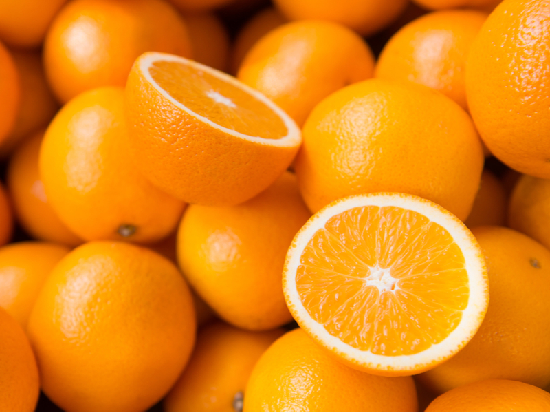 Oranges - The 10 Best Summer Fruits To Keep Your Blood Sugar In Control