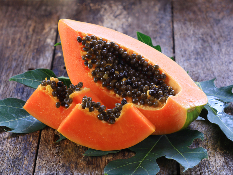 Papaya - The 10 Best Summer Fruits To Keep Your Blood Sugar In Control