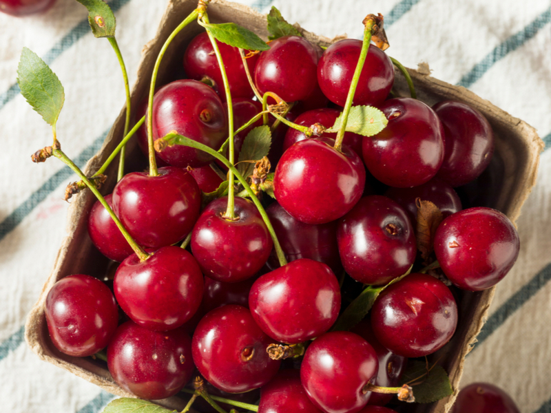 Tart Cherries - The 10 Best Summer Fruits To Keep Your Blood Sugar In Control
