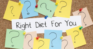 Right Diet for Diabetics