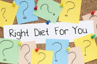 Diet Chart for Diabetics