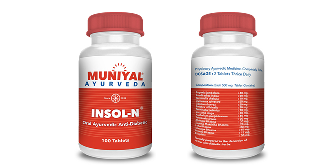 INSOL-N AN AYURVEDIC POLYHERBOMINERAL PRODUCT- A PROMISING ANSWER FOR DIABETES MELLITUS