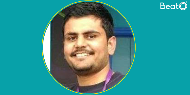 BeatO Unbeatables: Nishant Joshi : In just one month, my readings went from red to yellow to green!