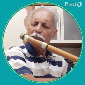 BeatO Unbeatables :: Shirish Joshi : Using the BeatO App, my sugar falls in the pre-diabetic range now!