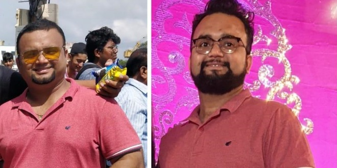 BeatO Unbeatables: Prabhakar Mishra : Lost over 20 kg in just four months with BeatO