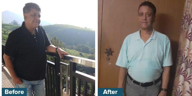 BeatO Unbeatables : Vikas Puri: BeatO is like my 360 degree support. I lost 24 kgs in just four months.