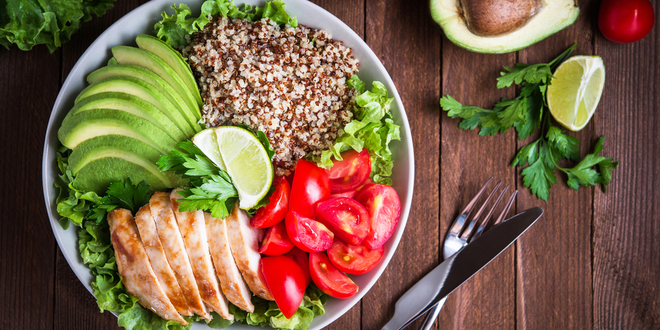Stress relieving food for people with chronic conditions
