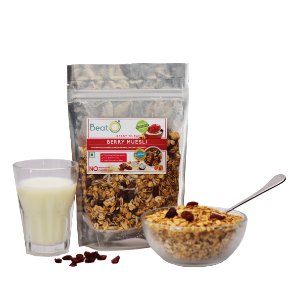 BeatO Berry Muesli