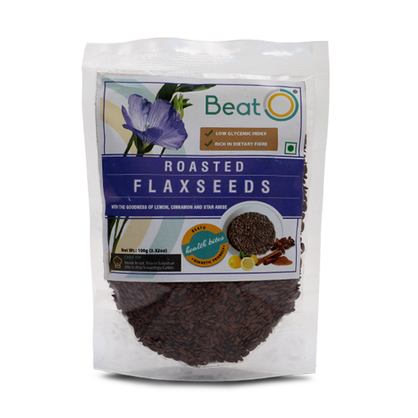 3 Packs of Flax Seeds